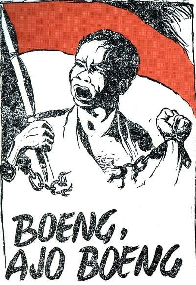 poster kemerdekaan